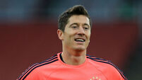 Robert Lewandowski faces Real fitness fight