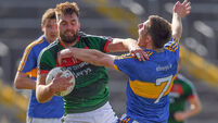 Tipperary v Mayo - GAA Football All-Ireland Senior Championship Round 2