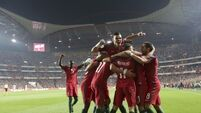 World Cup round-up: Portugal secure win and ticket to Russia
