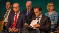 Government faces Dáil grilling over €116bn plan