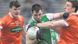 McGeeney: Armagh v Fermanagh 'definitely not one for the purists'
