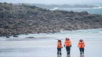 Search set to resume for missing Rescue 116 crew