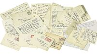 Intimate Yeats letters up for sale