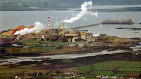 Aughinish Alumina back in red after prices slump