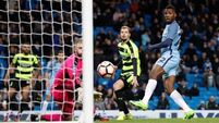 Five-star Manchester City ease past out-classed Huddersfield