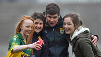 Kerry v Donegal - Allianz Football League Division 1 Round 5