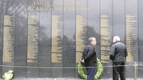Gardaí investigating after memorial wall in Glasnevin vandalised