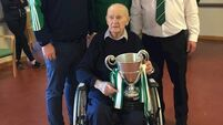 Tributes paid following passing of 105-year-old Joe Kavanagh