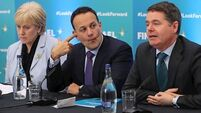 Taoiseach warns voters against backing 'amadán economics'