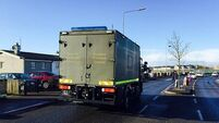 Controlled explosion carried out on device found in Cork