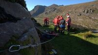 30-strong Mountain Rescue team search for two walkers in Kerry