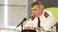 Harris promises faster investigation of crimes and more frontline gardaí