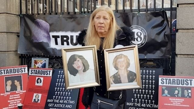 'Fobbed off' Stardust families call for decision on fresh inquest