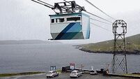Objections to Dursey Island cable car upgrade withdrawn