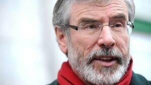 Adams: Royal visit will 'promote reconciliation, respect and understanding'
