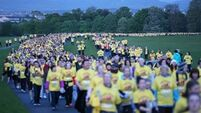 Thousands to take part in Darkness into Light event