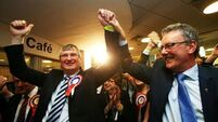 DUP still North's largest party – Sinn Féin lose one seat