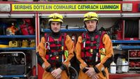 Hero firemen up for medals after dramatic river rescue