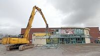 End of an era as demolition begins on Douglas cinema