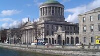 Court sittings to be 'scaled back' amid coronavirus concerns