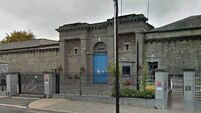 Woman's section of Limerick Prison 39% above capacity