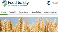 Food Safety Authority of Ireland issues 15 closure orders in October