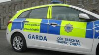 Gardaí block roads as they investigate Dublin collision