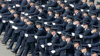 Record number of senior gardaí to leave force