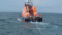Lifeboat rescues fishermen off Cork coast