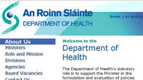 Breslin returns to Department of Health as new Secretary General