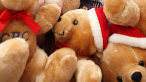 No more Santa bears: CRC drops well-known fundraiser