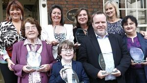 Awards recognise achievements of everyday Irish heroes