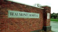 Beaumont Hospital chief in warning over capacity