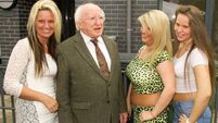 President Higgins: I hope we have learned lessons of housing speculation