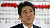 Japanese PM vows to save hostages
