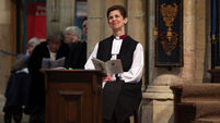 Protest as first Church of England female bishop is consecrated