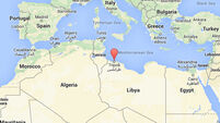 Nine killed in Libyan hotel raid