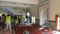 Anger as mosque bombing kills 59