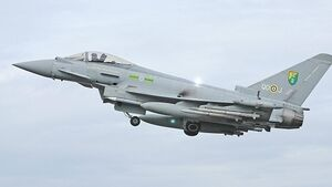 British fighter planes intercept aircraft after communications shutdown