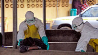 Ebola cases doubling in weeks: UN