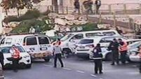 Four killed in attack on Jerusalem synagogue