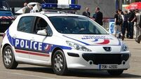 French police shoot man after he attacks officer with knife