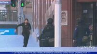 Live: Siege at cafe in downtown Sydney
