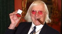 BBC apologises after Saville clip shown