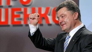 Ukraine conflict 'on the wane', President claims