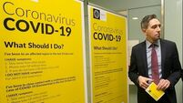 Minister being briefed on coronavirus 'many times a day'; EU risk level up from moderate to high