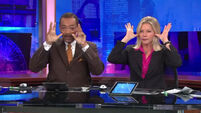 News anchors get their groove on during the ad break