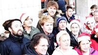 VIDEO: Kodaline sing with High Hopes choir outside GPO