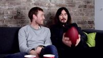 Watch some Irish lads get really confused about American Football