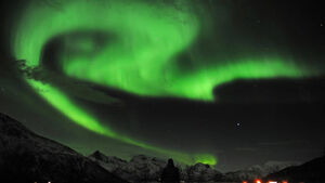 Huge solar eruption could see aurora over Irish skies